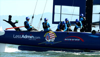 Country: USATeam: American Youth Sailing Force(2)Yacht Club: Richmond Yacht ClubSkipper: Mike Menninger (24, Newport Beach, Calif.)