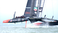 The 2013 America's Cup Finals - Race 4