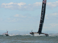 Oracle Team USA, Skipper James Spithill