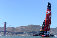 The 34th America's Cup - Race 1 & 2