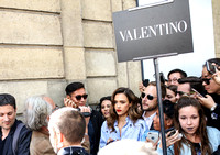 Valentino - Day 6 of the SS17 Paris Fashion Week