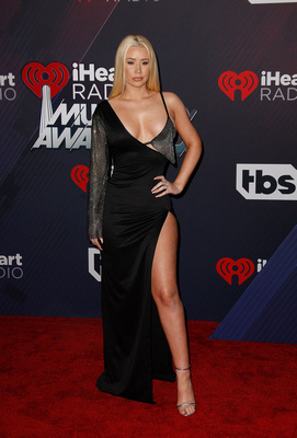 2018 iHeartRadio Music Awards, Arrivals, Inglewood, USA - 11 Mar 2018