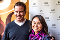 Director Adam Rodgers and Wife