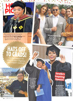 US weekly 2017 - Oprah Commencement Speech at Smith College